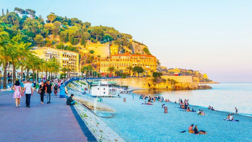 Promenade des Anglias Nice'de yapılacak şeyler