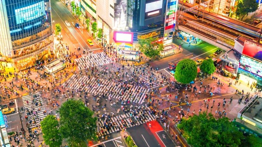 Shibuya Tokyo'da ne yapılır?