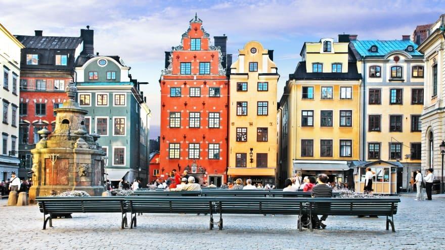 Stockholm'de yapılacak şeyler listesi