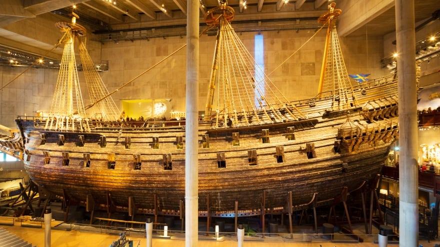 Vasa Müzesi Stockholm'de ne yapılır?