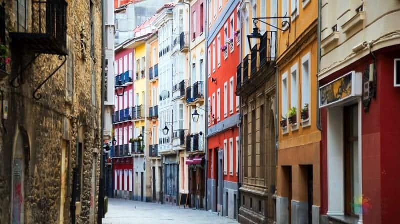 Bask Bölgesi Vitoria Gasteiz'de nerede kalınır konaklama yapılacak bölgeler
