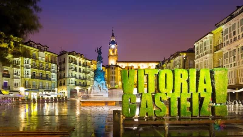 Vitoria Gasteiz gezilecek yerler listesi