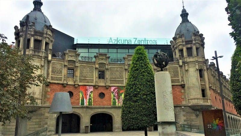 Bask Bölgesi Bilbao gezilecek yerler