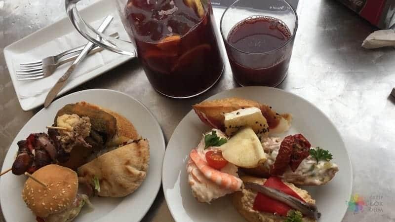Bask Bölgesi'nda yeme içme, yöresel yemekler
