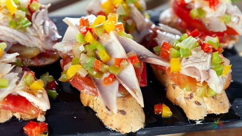 ispanya Bask Bölgesi yöresel yemekler
