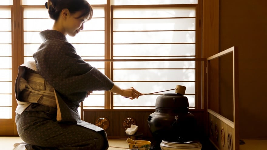 Tokyo'da yapılması gerekenler çay