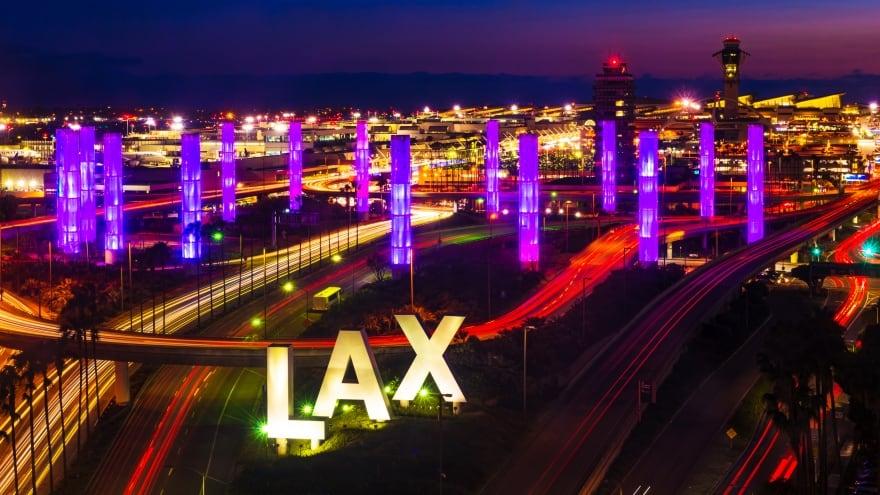 Los Angeles Havaalanı Şehir Merkezi Ulaşım