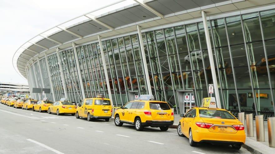 New York Havaalanı Taksileri