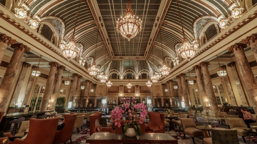 San Francisco'da yapılması gereken şey Historic Hoteller