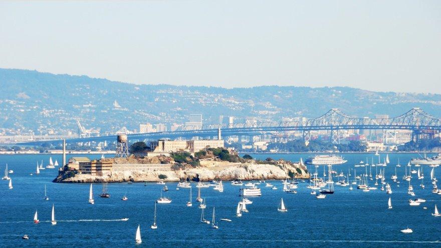 San Francisco'da yapılması gerekenler tekne turu