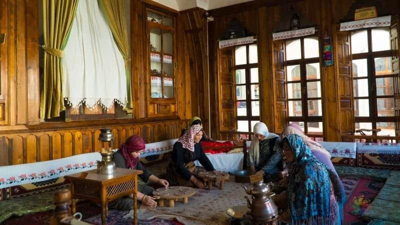 mutfak müzesi Şanlıurfa'da görülmesi gereken yerler