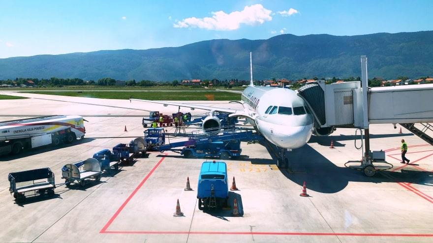 Saraybosna Uluslararası Havalimanı