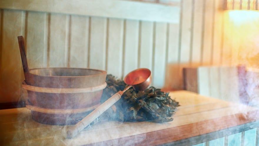 Stockholm'de yapılacak şeyler listesi sauna