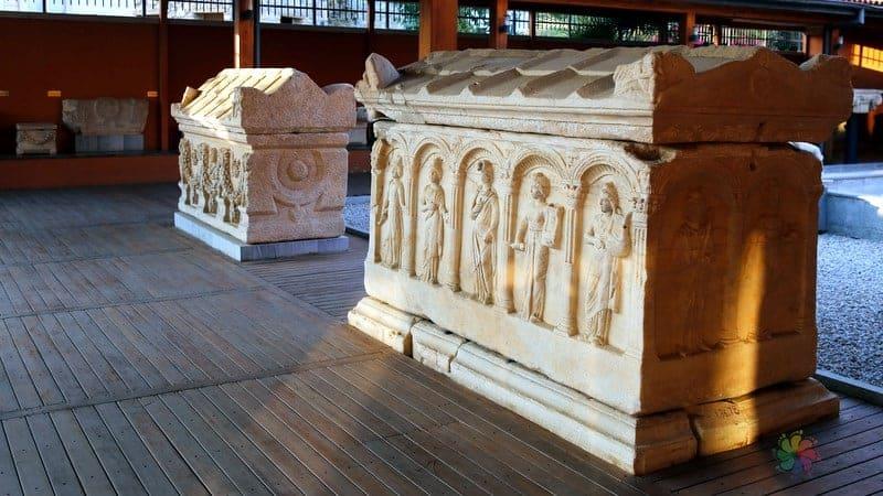 Efes Arkeoloji Müzesi Şirince çevresinde gezilecek yerler