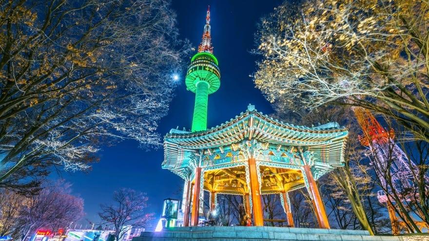 Seul yapılacak şeyler listesi N Seoul Kulesi