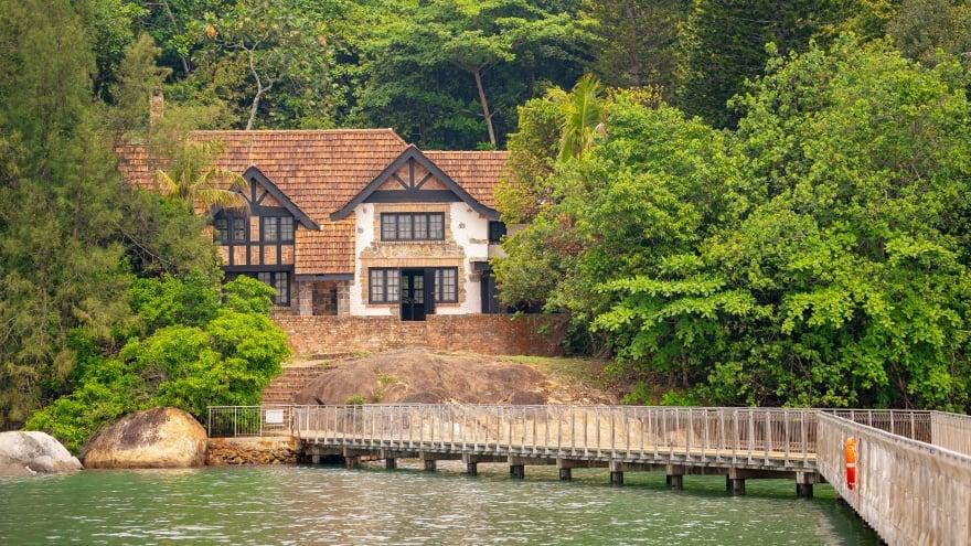 Pulau Ubin Singapur'da yapılacak şeyler