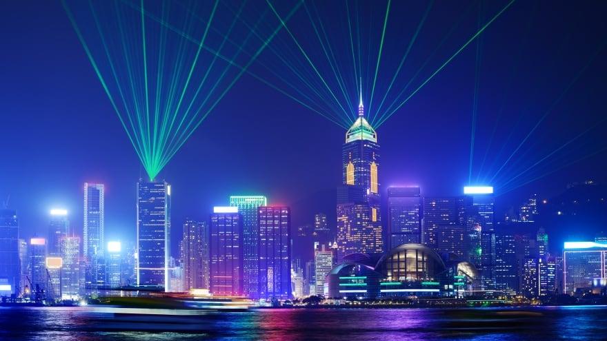 Symphony of Lights Hong Kong'da ne yapılır?