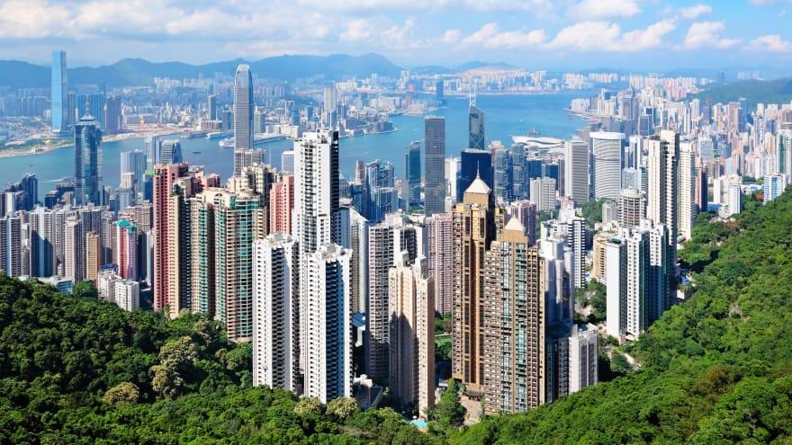 Victoria Peak Hong Kong'da ne yapılır?