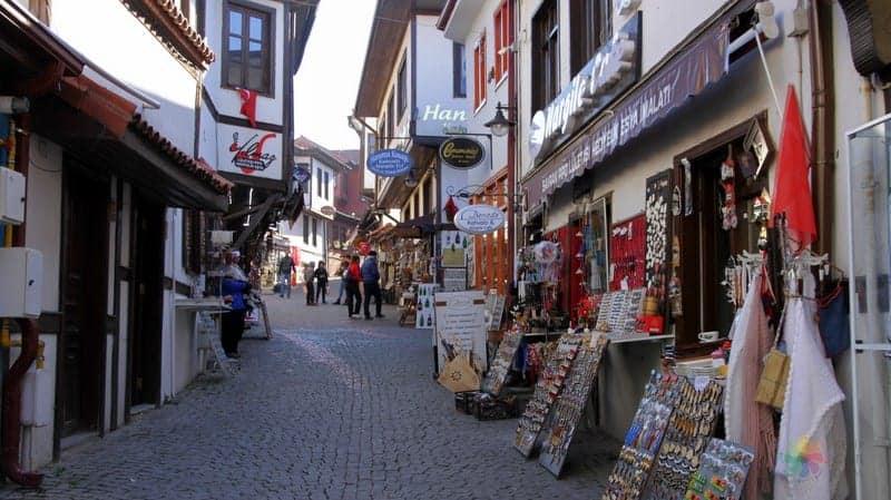 Eskişehir alışveriş rehberi Odunpazarı bölgesi