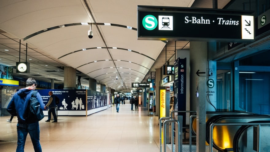 Hamburg Havalimanı S-bahn