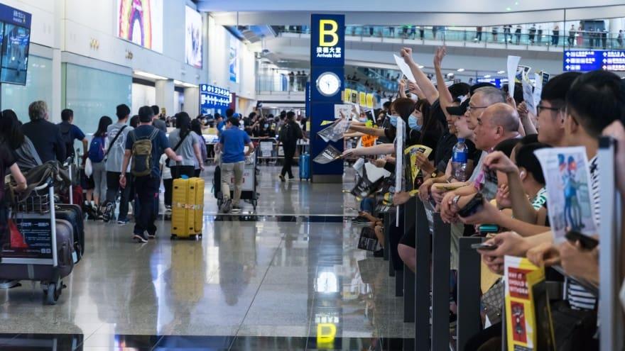 Hong Kong Uluslararası Havalimanı Özel Ulaşım