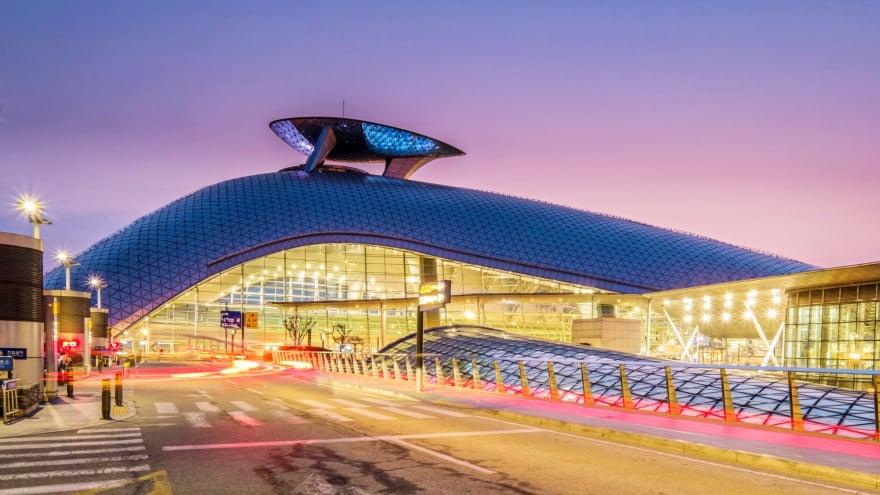 Incheon Uluslararası Havalimanı Ulaşım Seçenekleri