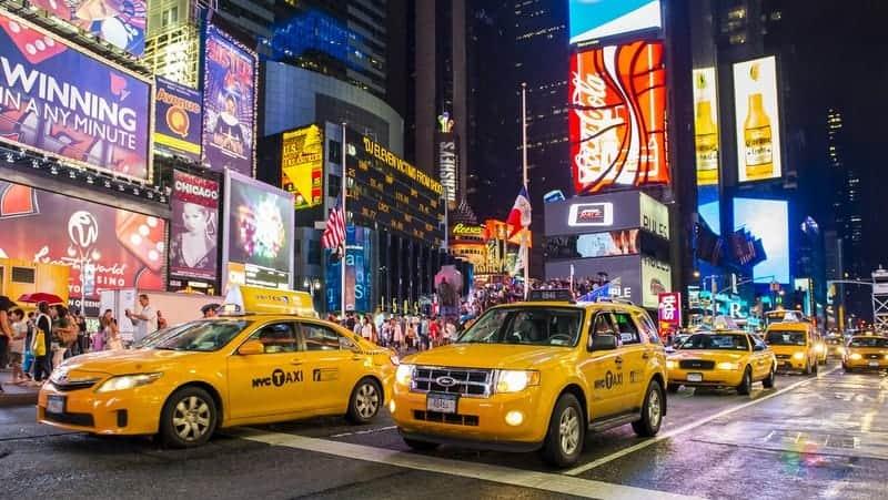 New York gezi rehberi, havaalanı şehir merkezi arası ulaşım, toplu taşıma