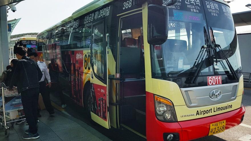 Seul Havaalanı Otobüsü