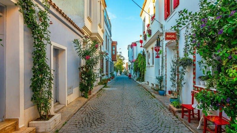Bozcaada otel tavsiyesi internetten otel rezervasyonu