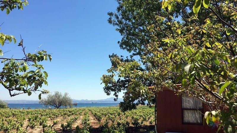 Bozcaada'da nerede kalınır Tekirbahçe otelleri
