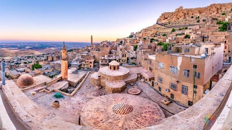 Mardin'de konaklama Eski Mardin otelleri