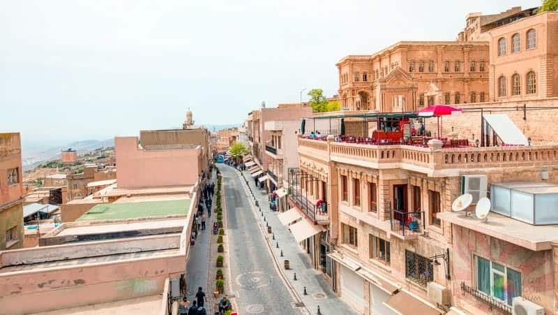 Mardin'de konaklama Kiziltepe otelleri