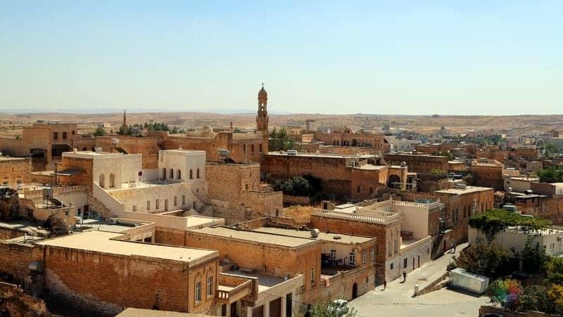 Midyat otelleri Mardin'de konaklama