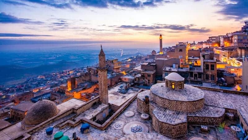 Mardin'de nerede kalınır, konaklama yapılacak yerler