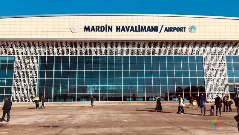 Mardin'de konaklama, araç kiralama